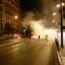 Practising Fighting the Police – Athens, Greece